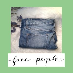 Free People Jeans Size w 27